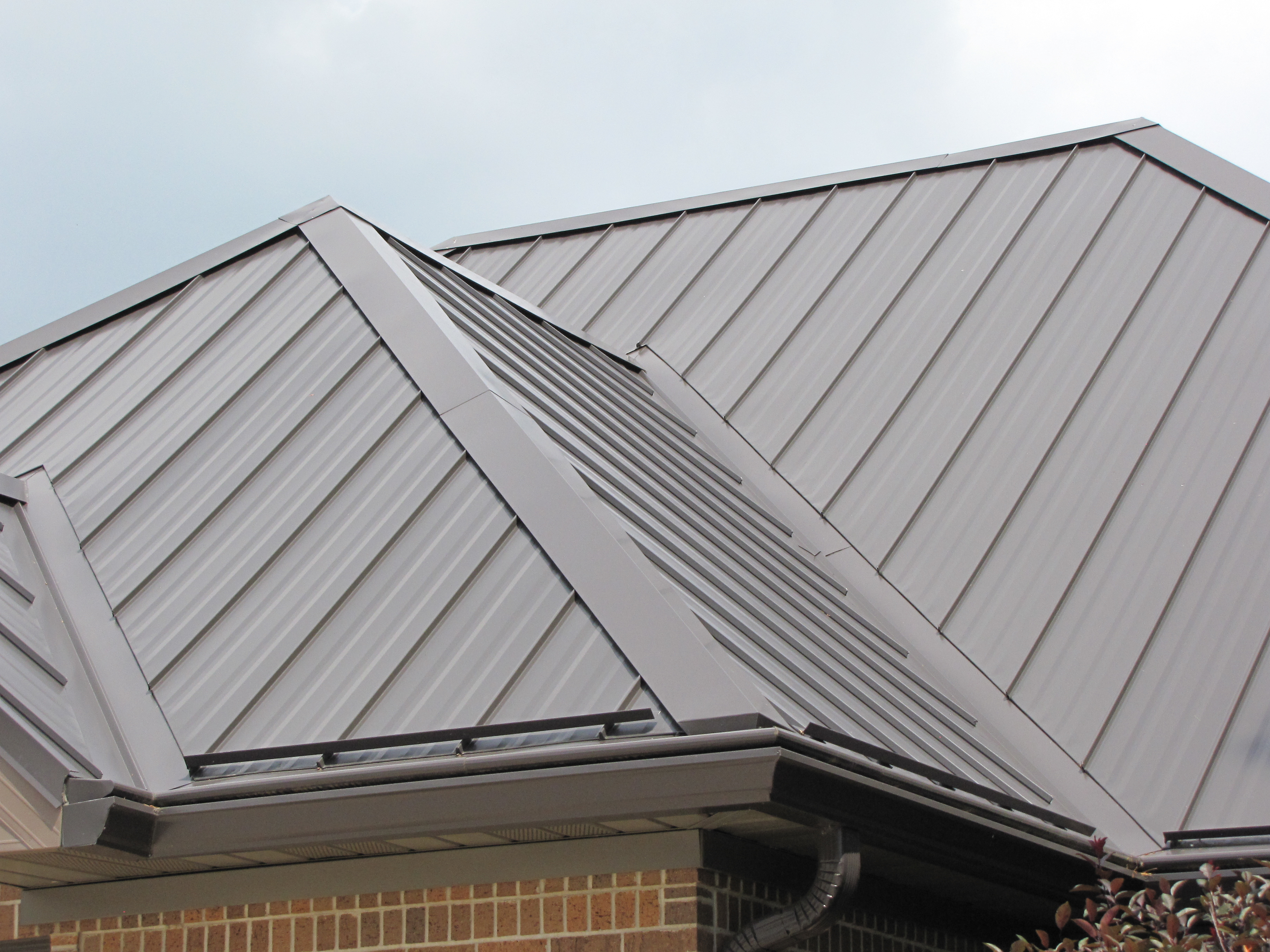 master steel roofing commercial residential metal roofing ForMetal Hip Roof